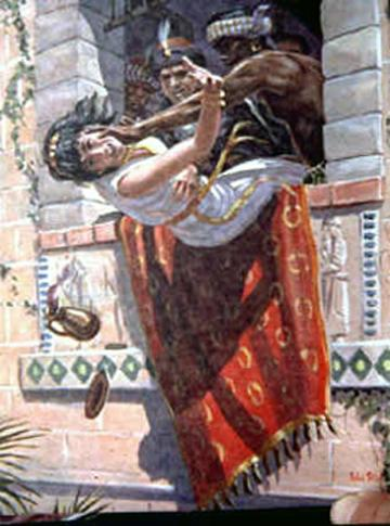 Jezebel And Ahab Craft
